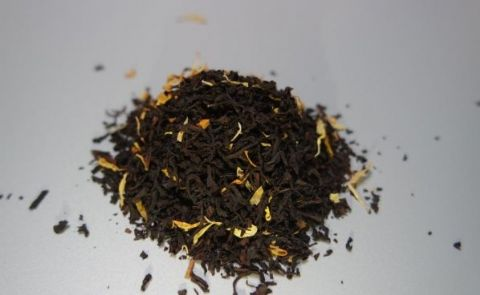 Passionfruit Black Loose Tea
